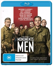 Monuments Men, The | Blu-ray