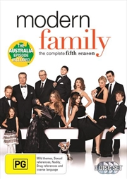 Modern Family - Season 5 | DVD