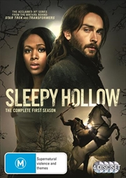 Sleepy Hollow - Season 1 | DVD