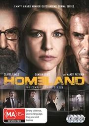Homeland - Season 3 | DVD