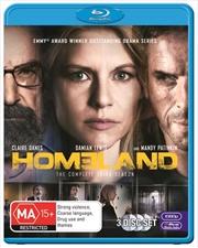 Homeland - Season 3 | Blu-ray