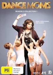 Dance Moms - Season 3 - Collection 1 | DVD