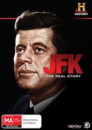 JFK - The Real Story | DVD