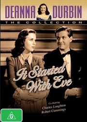 Deanna Durbin - It Started With Eve