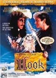 Hook | DVD
