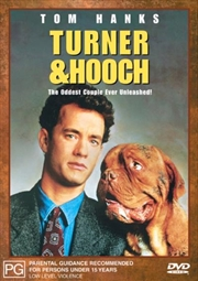 Turner And Hooch | DVD