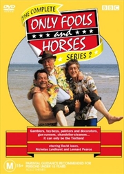 Only Fools And Horses - Series 02