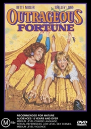 Outrageous Fortune | DVD