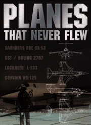 Planes That Never Flew | DVD