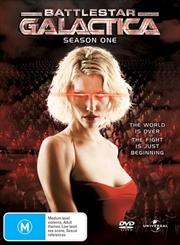 Battlestar Galactica  - Season 01 (New packaging) | DVD