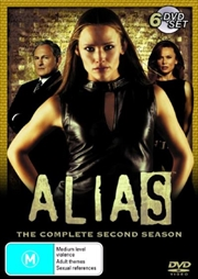Alias - Season 02 | DVD