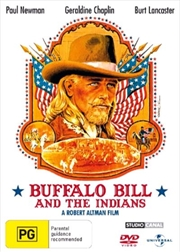 Buffalo Bill And The Indians | DVD