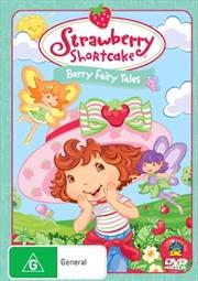 Strawberry Shortcake - Berry Fairy Tales | DVD