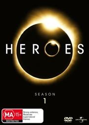 Heroes - Season 1 | DVD