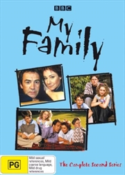 My Family - Series 02 | DVD