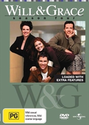 Will and Grace - Season 04 | DVD