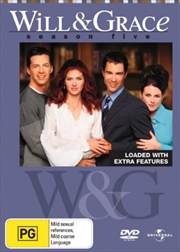 Will and Grace - Season 05 | DVD
