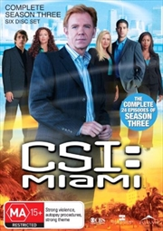 CSI: Miami - Season 03