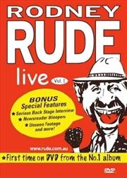 Rodney Rude Vol 1: Rude Rude Rodney Rude | DVD
