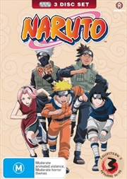 Naruto - Collection 3 | DVD