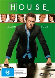 House, M.D. - Season 4 | DVD