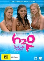 H2O - Just Add Water! - Series 1 | DVD