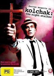 Kolchak - The Night Stalker - The Complete TV Series   DVD