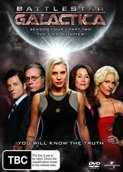 Battlestar Galactica - Season 4 - Part 2