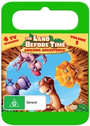 Land Before Time - Amazing Adventures, The | DVD