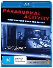 Paranormal Activity | Blu-ray