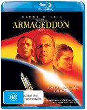 Armageddon | Blu-ray