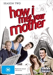How I Met Your Mother - Season 02 | DVD