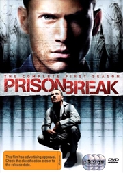 Prison Break - Season 01 | DVD