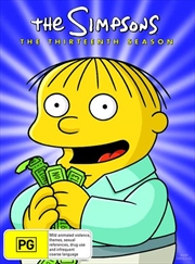 Simpsons - Season 13, The | DVD