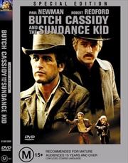 Butch Cassidy And The Sundance Kid | Blu-ray