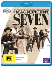 Magnificent Seven | Blu-ray