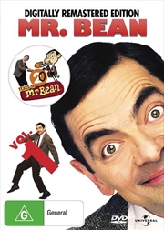 Mr. Bean - Vol 1 | Digitally Remastered Edition | DVD