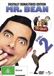 Mr. Bean - Vol 2: Digitally Remastered Edition | DVD