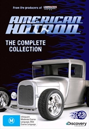 American Hot Rod - Complete Collection | Limited Edition