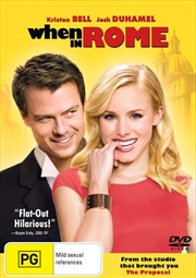 When In Rome | DVD