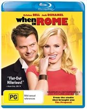 When In Rome | Blu-ray