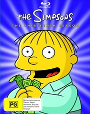 Simpsons - Season 13, The