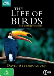 David Attenborough's The Life Of Birds: The Complete Series