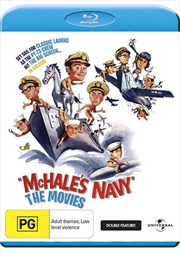 Mchale's Navy Movie Double Pack | Blu-ray