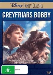 Greyfriars Bobby | Disney Family Classics