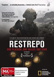 Restrepo | DVD
