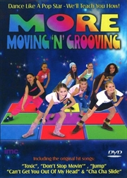 More Moving 'N' Grooving | DVD