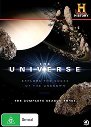 The Universe: The Complete Season 3 | DVD