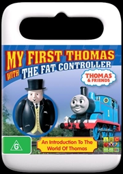 Thomas and Friends - My First Thomas - With The Fat Controller | DVD