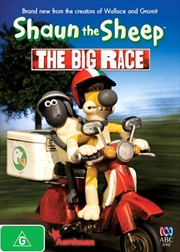 Shaun The Sheep - The Big Race